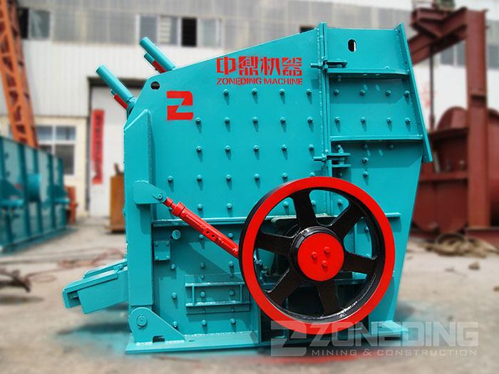 PFW impact crusher