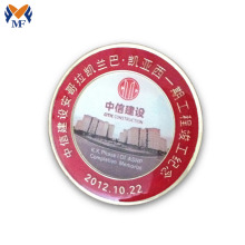 Insignes d'épinglette de bouton cadeau d'artisanat en métal