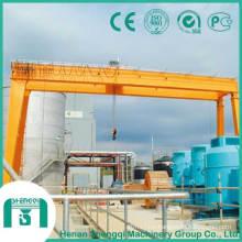 Mg Type Industry Application Double Girder Gantry Crane