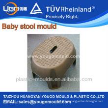 Fabricante de moldes de footstool em plástico na China