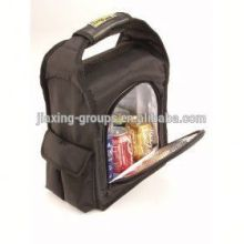 high quality 600d frozen food cooler bag with custom logo,OEM orders are welcome