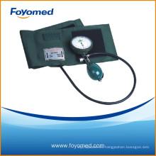Gran calidad palma tipo aneroide esfigmomanómetro plástico shell 65 mm diámetro dial