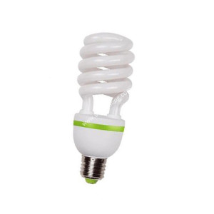 Nature White Half Spiral Energy Saving Light