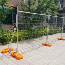 HDG Round Tube Temporary Fence Panel for Event