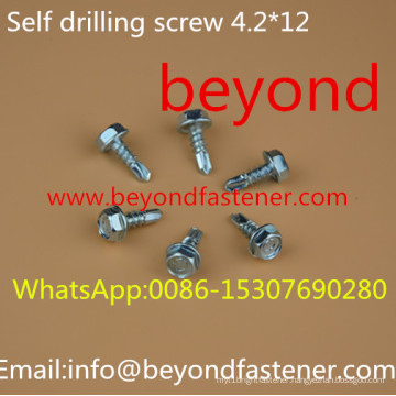 Self Tapping Screw Self Drilling Screw Roofing Screw