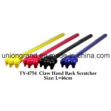 Garra de plástico mano de juguete Scratcher Volver