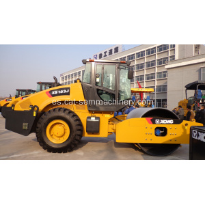 Tipo mecánico 18Ton XCMG Road Roller XS183J