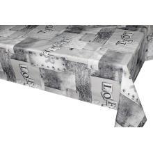 M & s Sequin Pvc Отпечатанные настольные покрытия