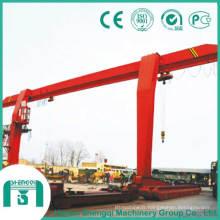 Grue à portique modèle L de 5 tonnes avec palan électrique