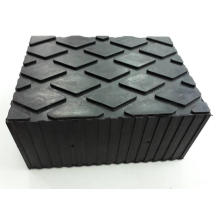 Scissor Lift Rubber Block Pad