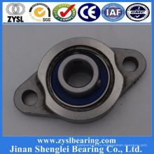 Caja de cojinetes de acero inoxidable fundido de alta calidad SFL206