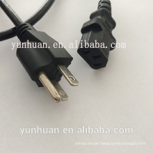 UL VDE standard power cords & wires with many model tail plugs