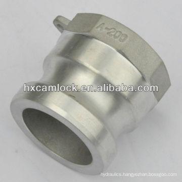 Aluminum quick coupling fittings