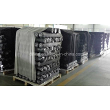 Nonwoven Fusible Blending Adhesive Interlining for Front-Garment Lining