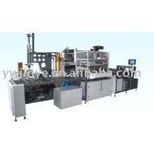 ZK-660A caja rígida completamente automática que hace la maquinaria