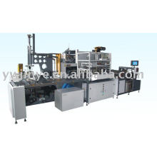 ZK-660A completely automatic rigid box making machinery
