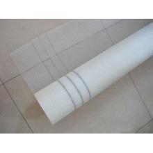 5mm * 5mm 75G / M2 Alcalóide Resistente Fibra De Vidro De Fibra