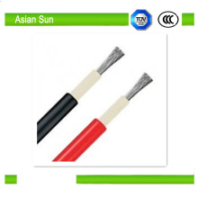 TUV 2 Pfg 1169/08.2007 doble núcleo Solar Cable 4mm