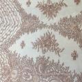 Claasical Design Вышивальная ткань для вечернего платья