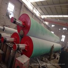 frp pipe machine frp mandrel GRP cadena de producción GRP molde