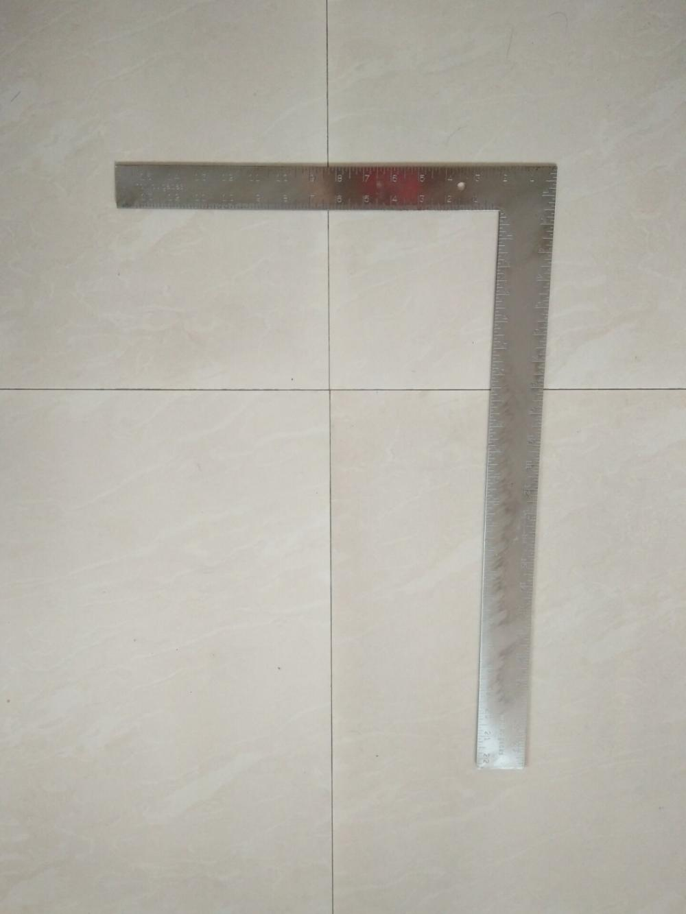 400mm*600mm Stainess Steel Square Ruler