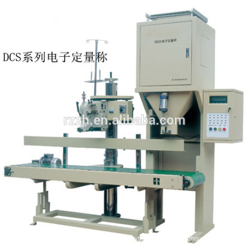 DCS Weighing scale & packaging machine