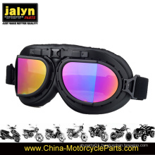 4481038 Fashionable ABS Harley Type Goggles for Motorcycle
