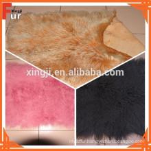 Dyed Mongolian Lamb Fur Plate