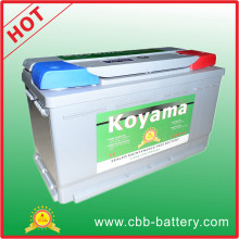 Fabrik Preis Wartung Kostenlose 88ah 12V Auto Batterie DIN88-Mf