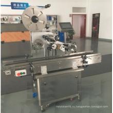 Автоматическая клей стикер Этикетировочная машина для верхней стороны