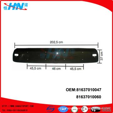 MAN truck sun visor auto spare parts 81637010047 81637010060