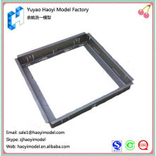 china prototype maker high precision machine panel cover rapid prototype