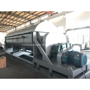 Calcium Sulfate Hemihydrate Paddle Drying Machinery