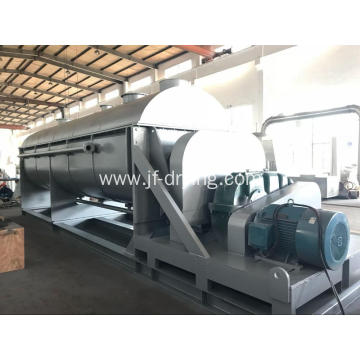 Calcium Sulfate Hemihydrate Paddle Drying Machinery