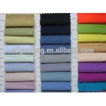tela antiestática de la tela cruzada del algodón del poliéster para el uniforme de la bata