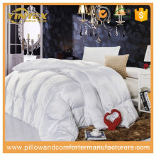 Natural Handmade 100% Cotton Cover Quilt, Goose Down Duvet