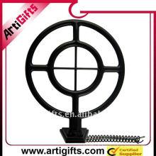 insigne de voiture en métal avec logo personnalisé