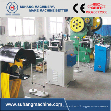 PLC Control System Warehouse Racking Shelf Roll Forming Machine