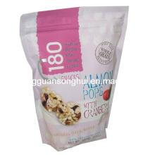 Rice Pops Packing Bag / Stand up Bolsa de comida