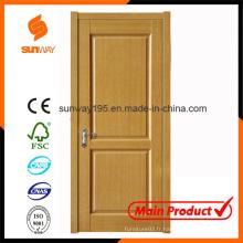Dessus en bois à une seule porte avec vente chaude