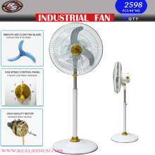 Ventilador industrial de 18 pulgadas con alta velocidad