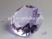Decorative Accessories and large rough diamonds