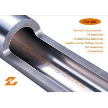 Bimetallisches Schrauben-Fass für Plastikmaschinerie-Verdrängung