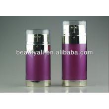 20ml 30ml 60ml câmara dupla garrafa de soro cosmético Airless