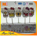 Varieties Of Animal Shaped Candles In PVC Box