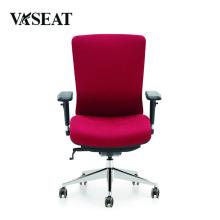 Bureau ergonomique pivotant de haute qualité Président exécutif confortable de tissu