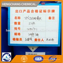 28% d'ammoniac aquatique, ammoniac aqueux pour le textile