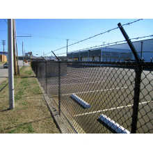 PVC Coated Cheap Chain Link Fencing for Sale