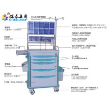 MT-67582A/B Anesthetic vehicles cart