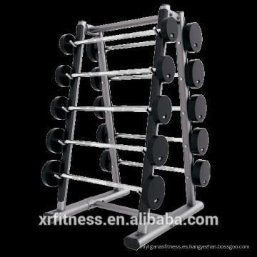 El equipo del gimnasio de China XinRui Fitness nombra el estante del barbell (XC32)